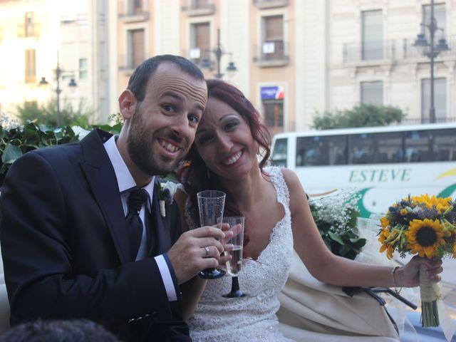 La boda de Javi  y Lara  en Alcoi/alcoy, Alicante 1