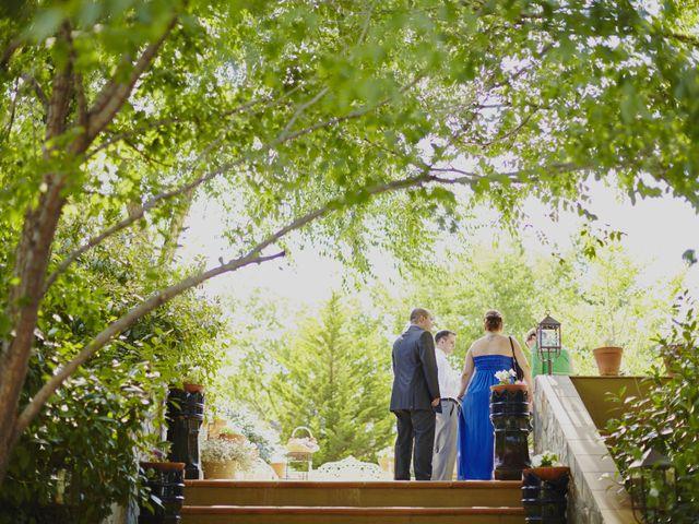 La boda de Javier y Rocío en Navalagamella, Madrid 6