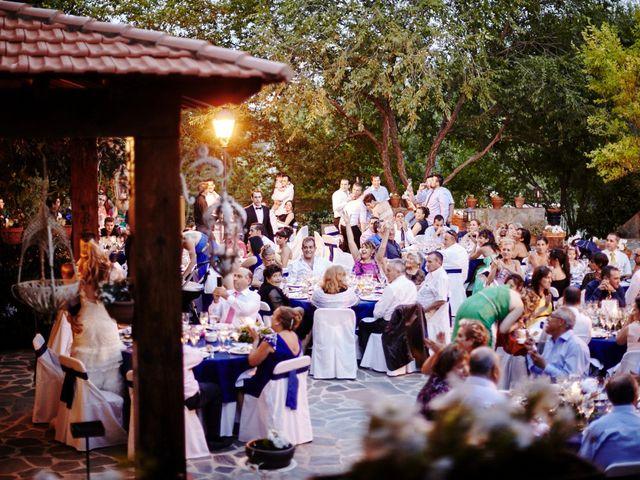 La boda de Javier y Rocío en Navalagamella, Madrid 14