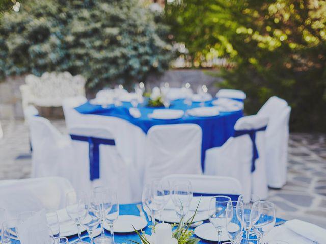La boda de Javier y Rocío en Navalagamella, Madrid 26