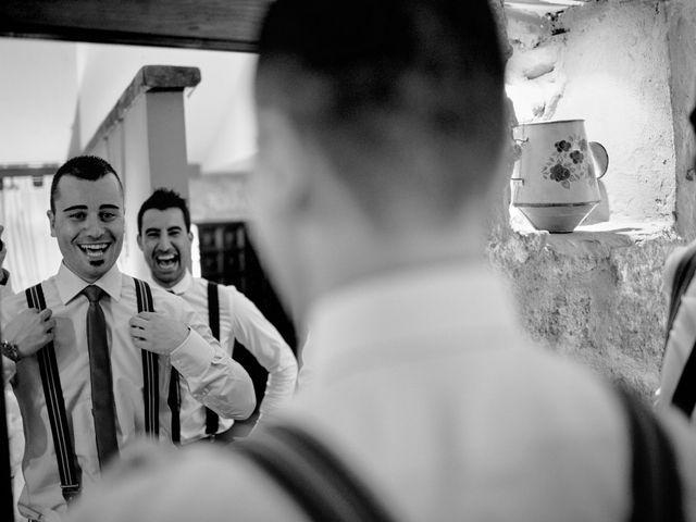 La boda de Javier y Rocío en Navalagamella, Madrid 46