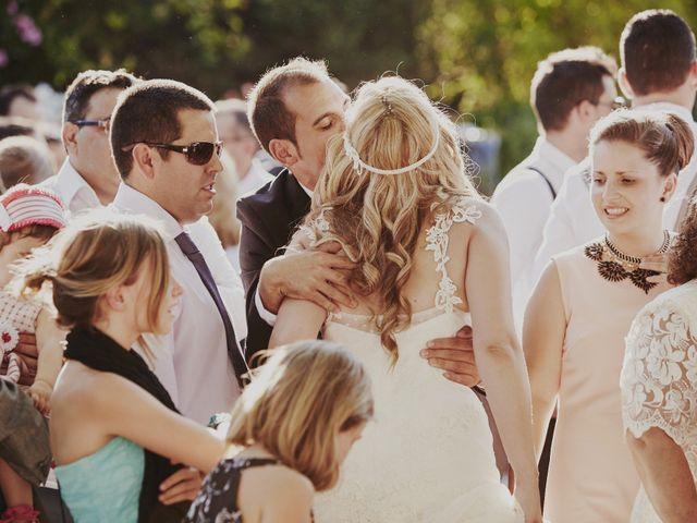 La boda de Javier y Rocío en Navalagamella, Madrid 49