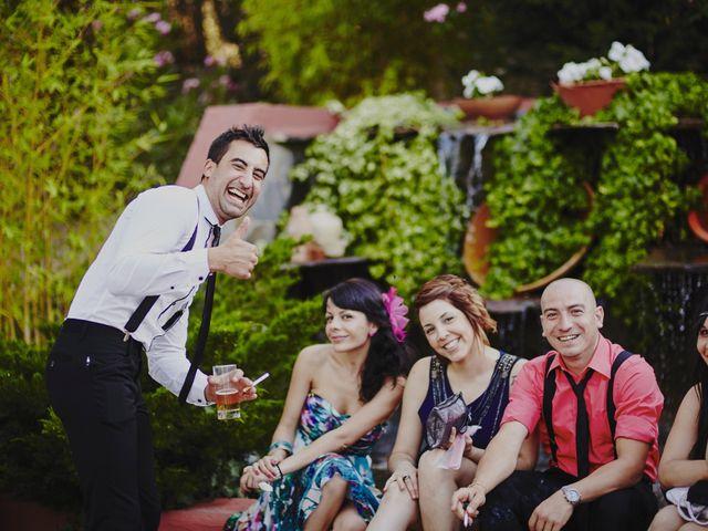 La boda de Javier y Rocío en Navalagamella, Madrid 58