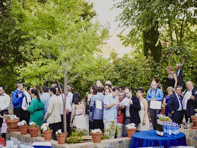 La boda de Javier y Rocío en Navalagamella, Madrid 60