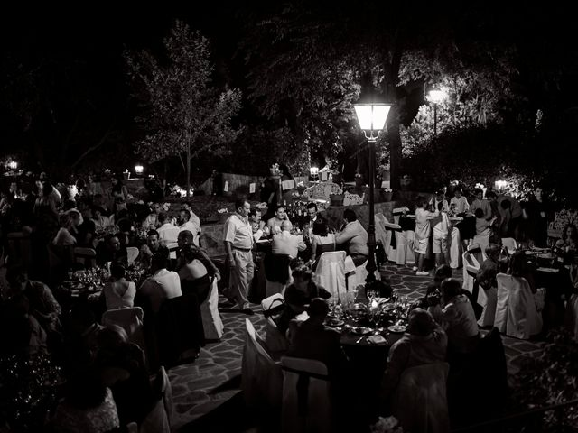 La boda de Javier y Rocío en Navalagamella, Madrid 62