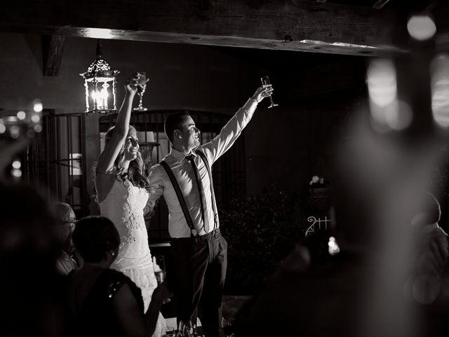 La boda de Javier y Rocío en Navalagamella, Madrid 63