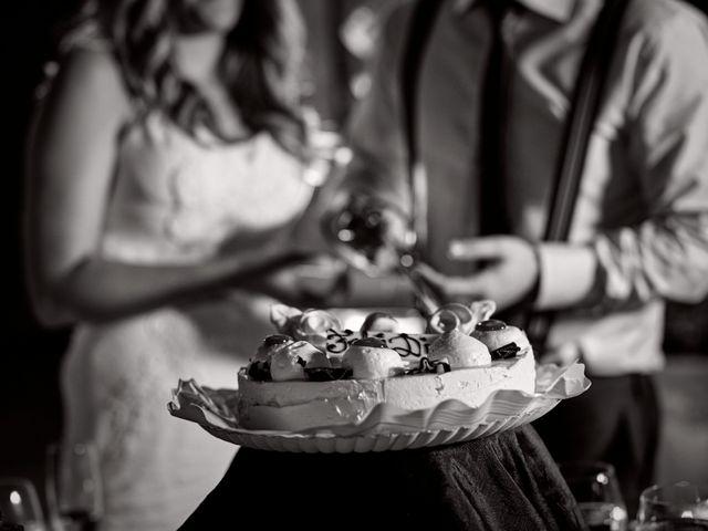 La boda de Javier y Rocío en Navalagamella, Madrid 65