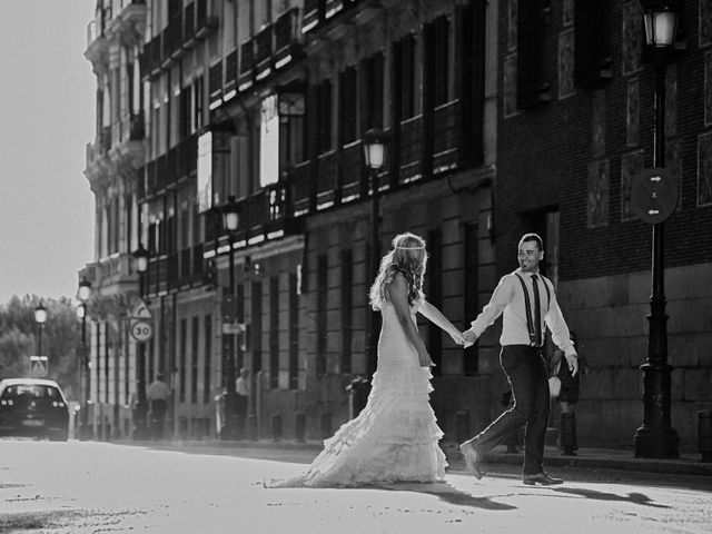 La boda de Javier y Rocío en Navalagamella, Madrid 83