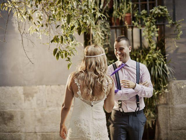 La boda de Javier y Rocío en Navalagamella, Madrid 90