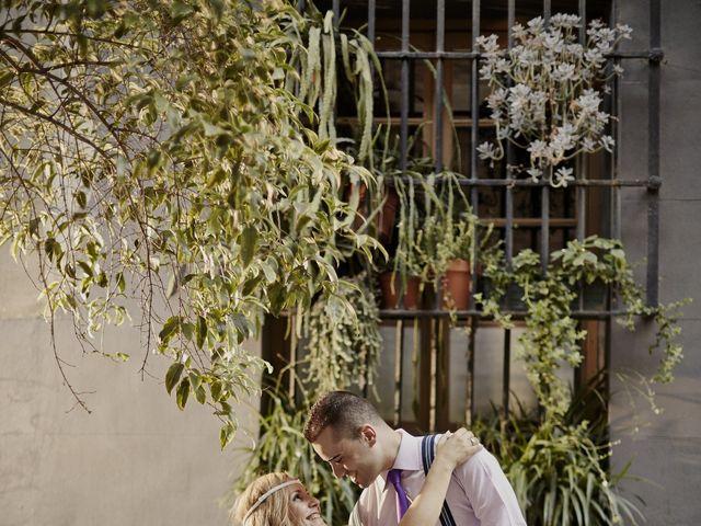 La boda de Javier y Rocío en Navalagamella, Madrid 92