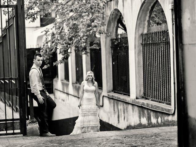 La boda de Javier y Rocío en Navalagamella, Madrid 104