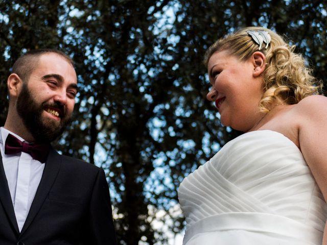 La boda de Juan y Laura en Navaluenga, Ávila 1