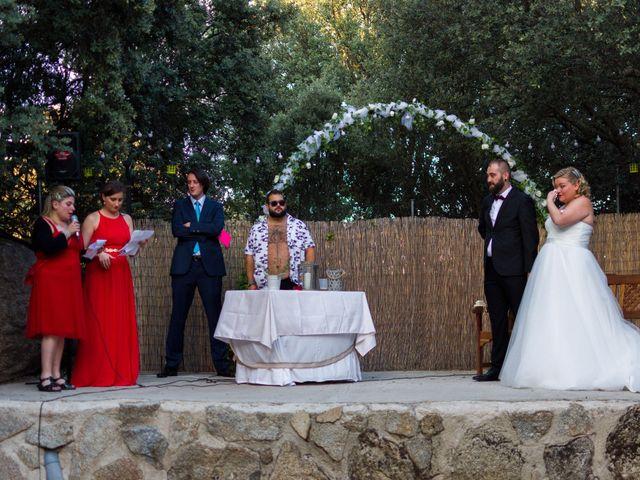 La boda de Juan y Laura en Navaluenga, Ávila 12