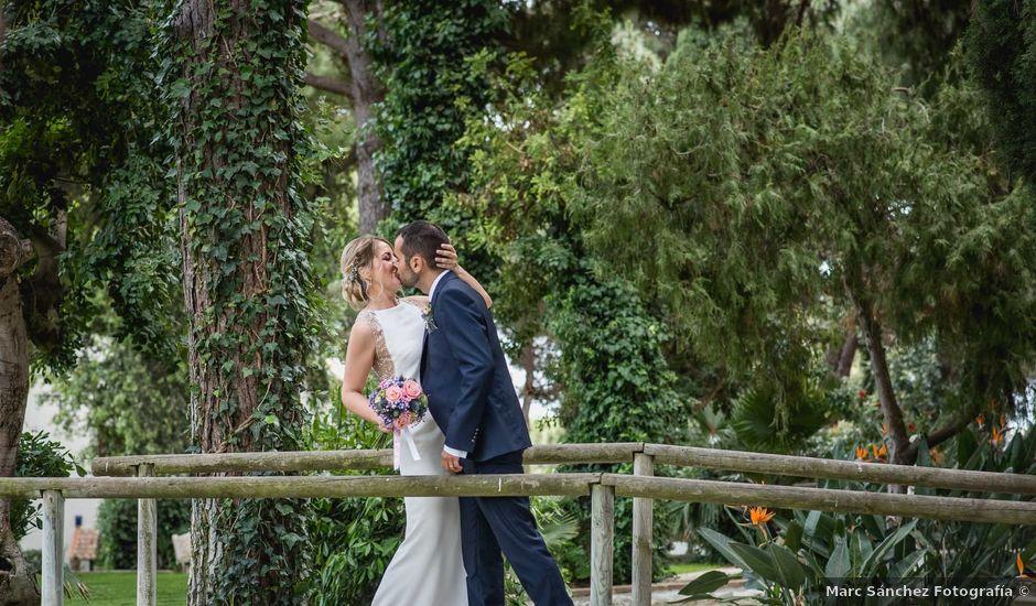 La boda de Sergi y Marta en Sant Vicenç De Montalt, Barcelona