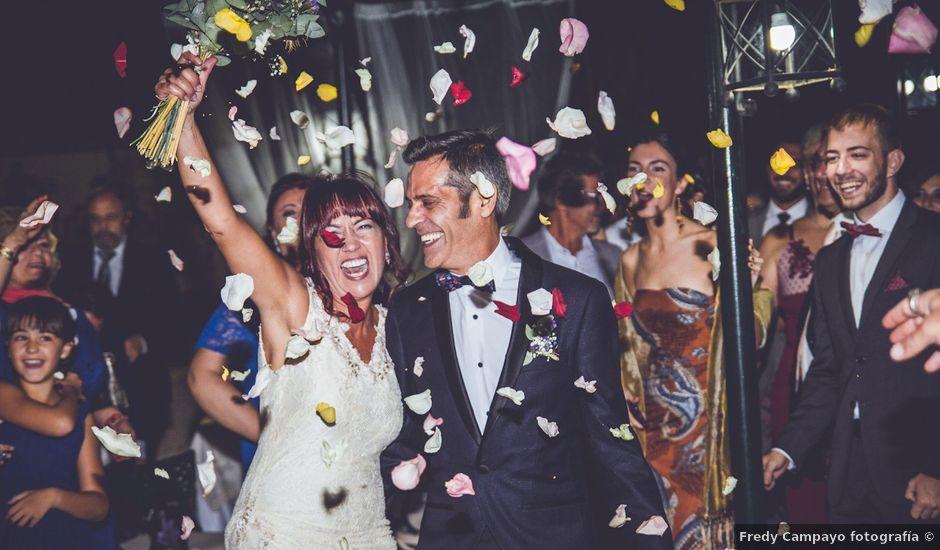 La boda de Jose Luis y Macarena en Sevilla, Sevilla