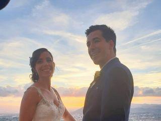 La boda de Pascual y Tania