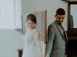 La boda de Bogdan y Lavinia