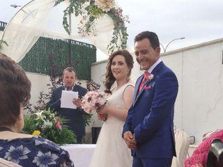 La boda de Tamara y Pablo 2