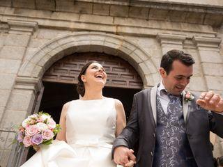 La boda de Nuria y Fabio