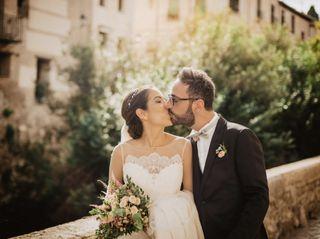 La boda de Estefanía y Walter