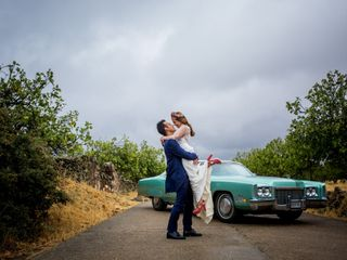 La boda de Valle y Cristian