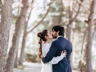 La boda de Guiomar y José Luis