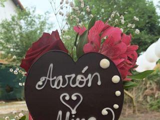 La boda de Alina  y Aaron  1