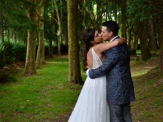 La boda de Alina  y Aaron