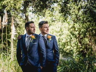 La boda de Jonatan y Xavi