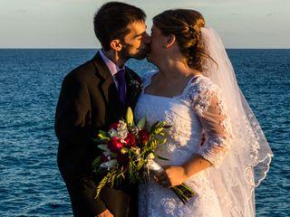 La boda de Marina y Sergio