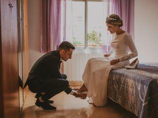 La boda de Belén Valenzuela y Miguel Ordoñez 2