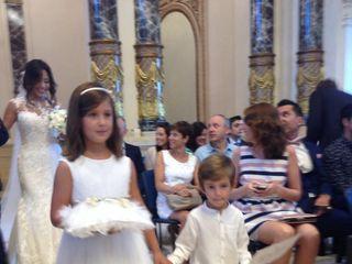 La boda de Carolina y Aitor 1