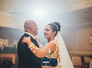 La boda de Aga y Cosmin
