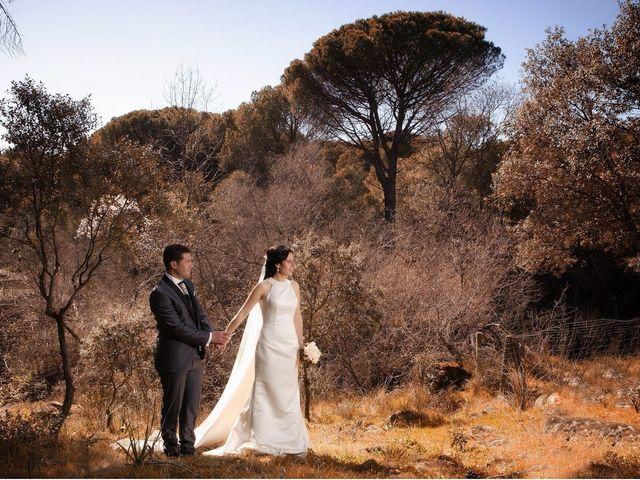 La boda de Arancha y Gustavo