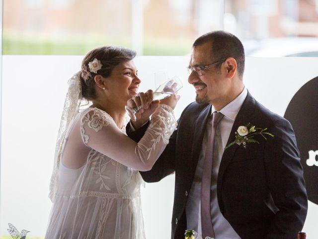 La boda de Orlando y Liset en Valdemoro, Madrid 8