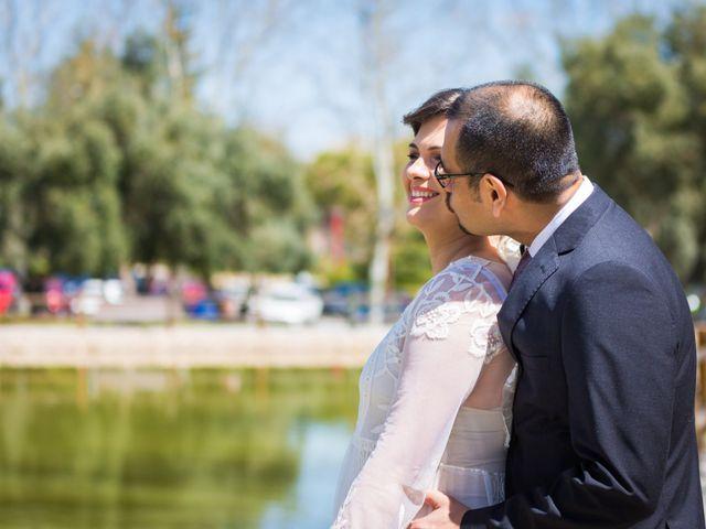 La boda de Orlando y Liset en Valdemoro, Madrid 16