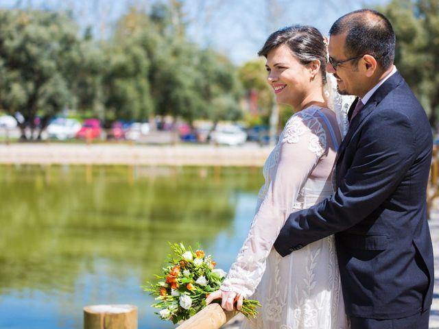 La boda de Orlando y Liset en Valdemoro, Madrid 2