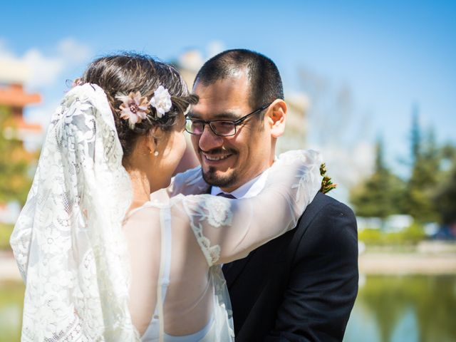 La boda de Orlando y Liset en Valdemoro, Madrid 18