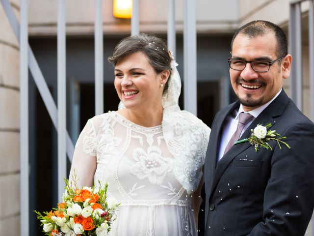 La boda de Orlando y Liset en Valdemoro, Madrid 19