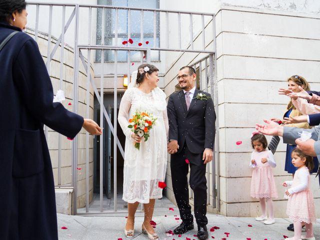 La boda de Orlando y Liset en Valdemoro, Madrid 20
