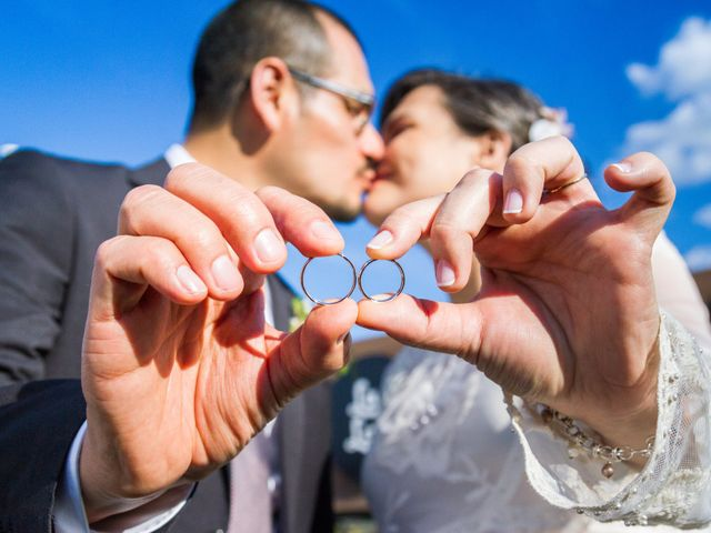 La boda de Liset y Orlando