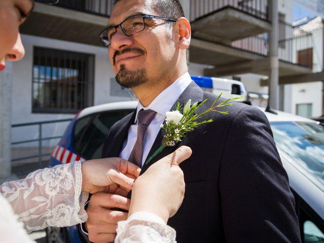La boda de Orlando y Liset en Valdemoro, Madrid 23