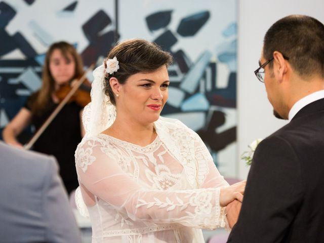 La boda de Orlando y Liset en Valdemoro, Madrid 24