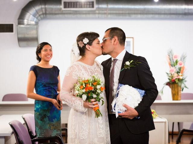 La boda de Orlando y Liset en Valdemoro, Madrid 25