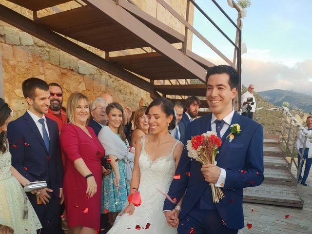 La boda de Tania y Pascual en Petrer, Alicante 1