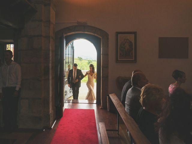 La boda de Raul y Yoana en Caviedes, Cantabria 20