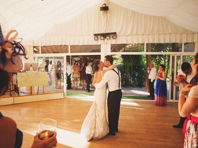 La boda de Raul y Yoana en Caviedes, Cantabria 2