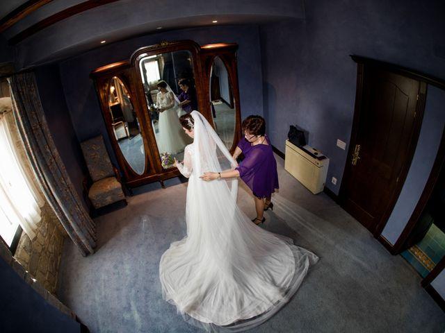 La boda de Iker y Silvia en Gorraiz, Navarra 2
