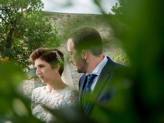 La boda de Iker y Silvia en Gorraiz, Navarra 14