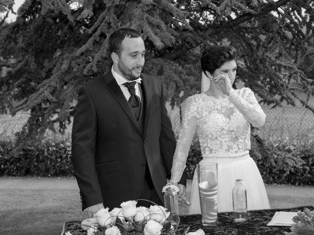 La boda de Iker y Silvia en Gorraiz, Navarra 16